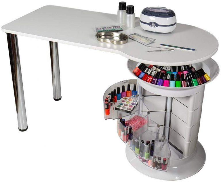 Mesa Manicura Maquillaje Profesional