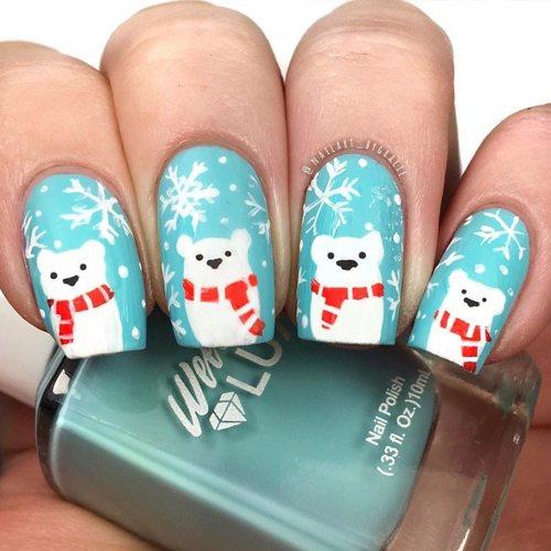 Uñas de Oso Polar