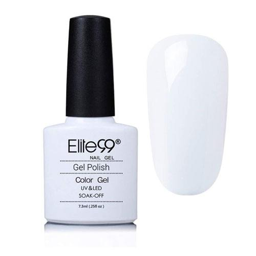 Elite99 Laca de Uñas Blanco