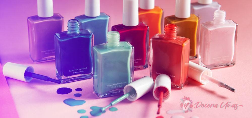 productos esmalte de uñas