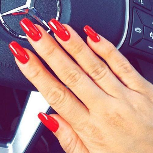 rojas acrílicas