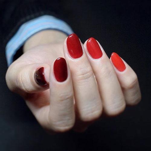 Diseño Degradado Rojo