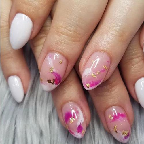 Blancas-cortas-estilete-rosa
