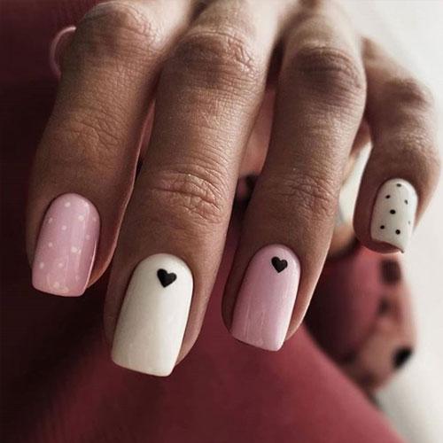Cortas-esculpidas-corazon-rosa-blanco