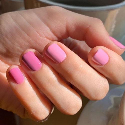 Dos tonos en rosa